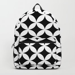 Shippo (cloisonne)Geometric Pattern Backpack