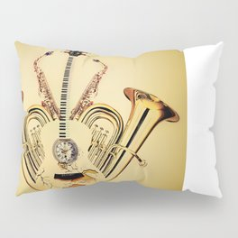 Orchestrate Pillow Sham