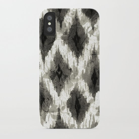 Ikat3 iPhone Case