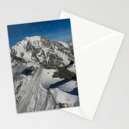 Mont Blanc . 1 Stationery Cards