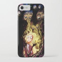 Blond Hair iPhone Case