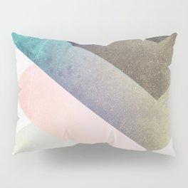 Geometric Layers Pillow Sham