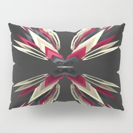 Indian Red Pillow Sham