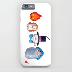 Make the Unlikeliest of Friends, Wherever You Go 3 Slim Case iPhone 6s