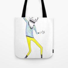 King Yellowpants Tote Bag