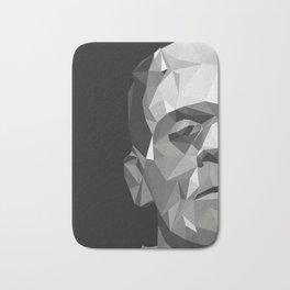 Frankenstein Poly Art Bath Mat