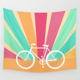 Bicycle Wall Tapestry