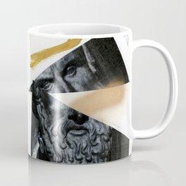 Untitled (Painted Composition 12) Coffee Mug