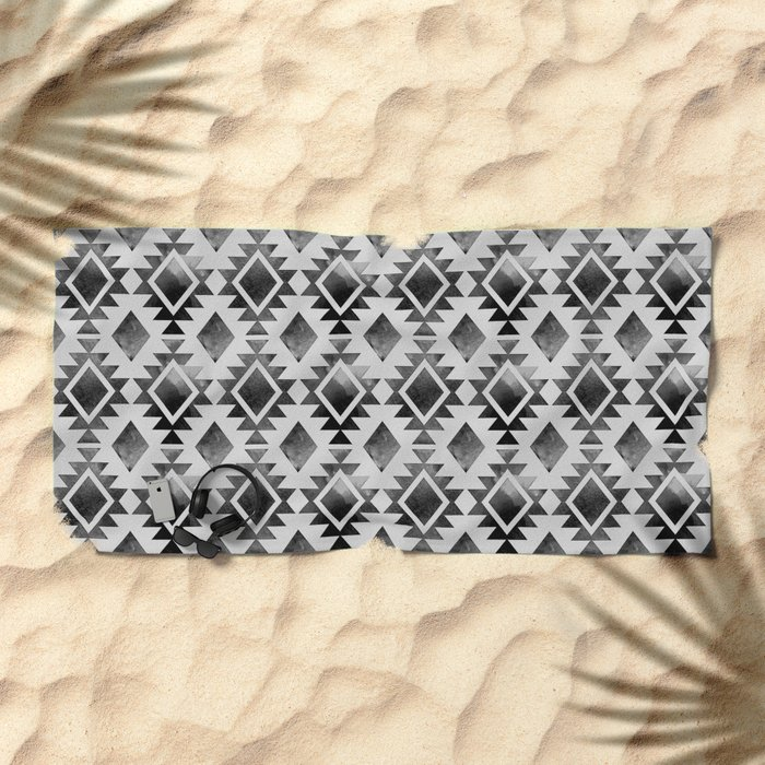Ethnic Beach Towel