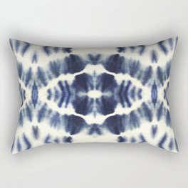 BOHEMIAN INDIGO BLUE Rectangular Pillow