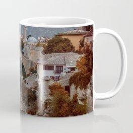 An Old bridge in Mostar Coffee Mug
