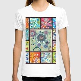 all zodiacs T-shirt