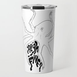Octo-Five Travel Mug
