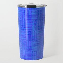 Interpretive Weaving (Nightfall) Travel Mug