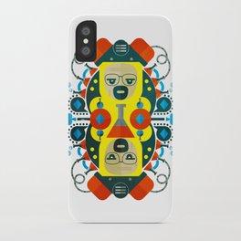 Heisenberg fan art iPhone Case