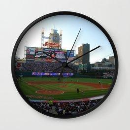 Cleveland Stadium Wall Clock