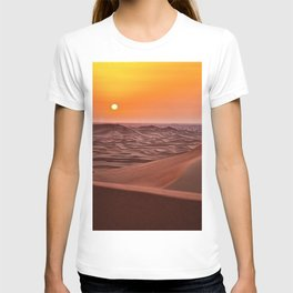 Sun desert 4 T-shirt