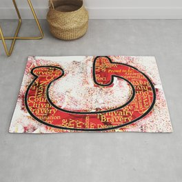 """Proud to be """"G"""" Rug"""