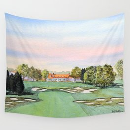 Bethpage State Park Golf Course Wall Tapestry