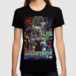 Super Duper Awesome JackSepticEye Poster T-shirt
