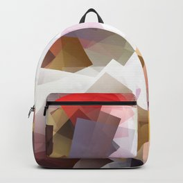 When his gaze found mine. Love has enlightened us. Backpack