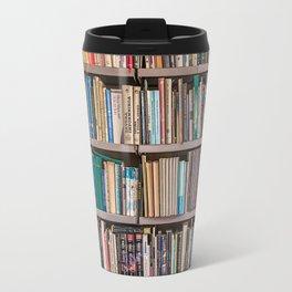 Library books Travel Mug