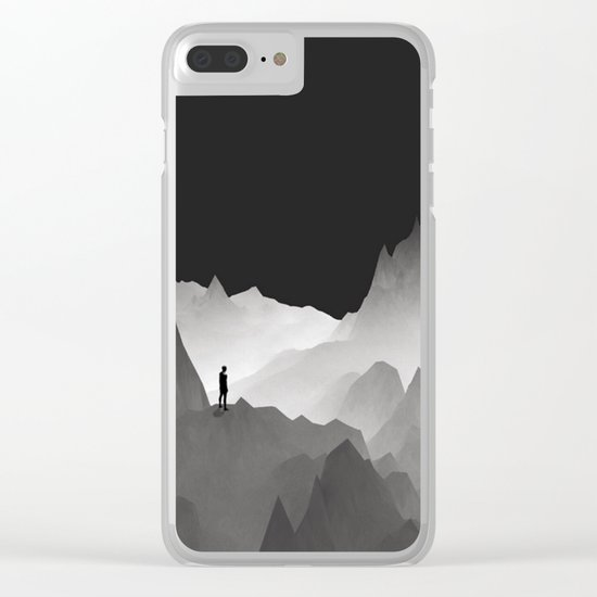 The Opportunist Clear iPhone Case