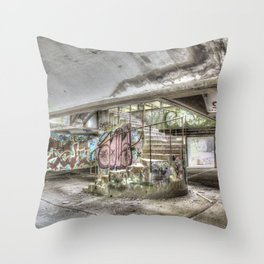 St.Peters Seminary Throw Pillow