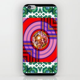 To think Outside he box - you first got to get ut of it* iPhone Skin