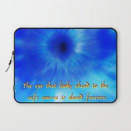 """""""Eye In The Sky"""" Laptop Sleeve"""