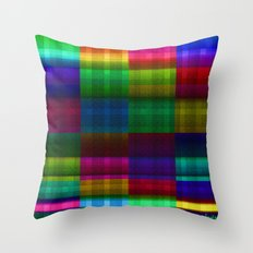 a 1 1 1 - a 0 0 0  Throw Pillow