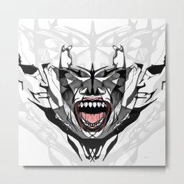 Leave Us Metal Print