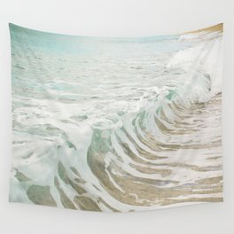 Sea Foam Wall Tapestry