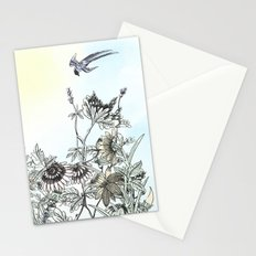 The dance of Spring Stationery Cards