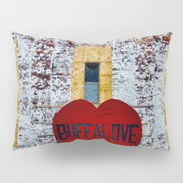 Buffalo Love Pillow Sham