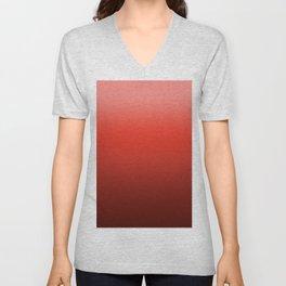 Red Desert Unisex V-Neck