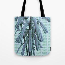 VERBENA VINTAGE Tote Bag
