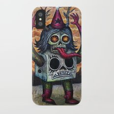 The Blood of Cain iPhone X Slim Case