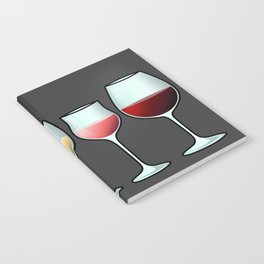 All the wine Notebook