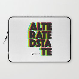 Alterated state Laptop Sleeve