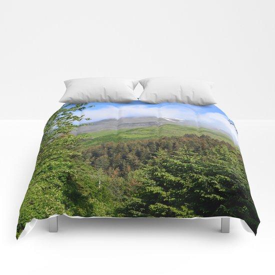Summer Greens! Comforters