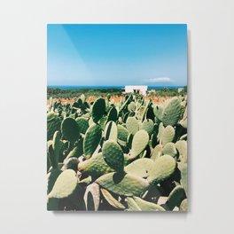 Bella Sicilia Metal Print