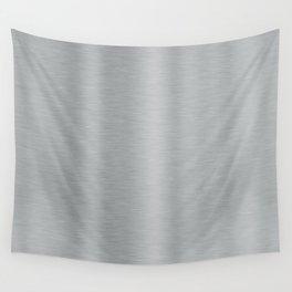 Aluminum Brushed Metal Wall Tapestry