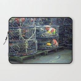 Fishing Traps Laptop Sleeve