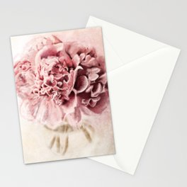 peonies /Agat/ Stationery Cards