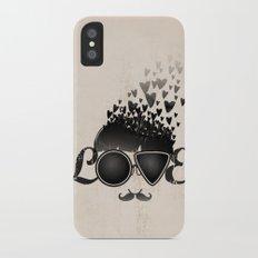 Blind Love Slim Case iPhone X