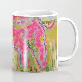 Jelly Bean The Elephant Coffee Mug