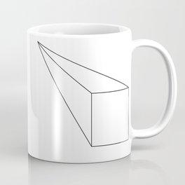 Reshape the Box Coffee Mug