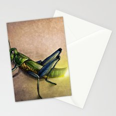 The Firefly and the Grasshopper Stationery Cards