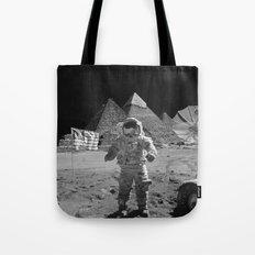 Conspiracies Tote Bag